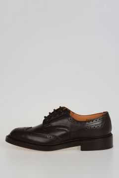 Leather Laced Derby