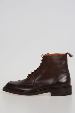Leather EXPRESSO Ankle Boots