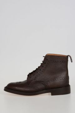 Leather FREDRICK Ankle Boots