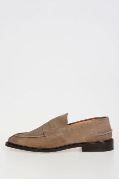 Suede Leather JAMES Moccasin