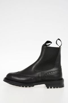 Leather SILVIA Chelsea Boots
