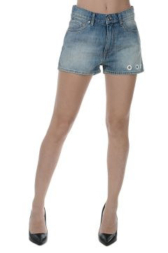 PARALLEL UNIVERSE Denim Hot Pants