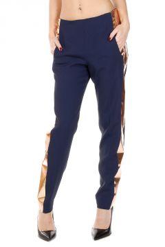 Pantalone Con Dettaglio Laterale