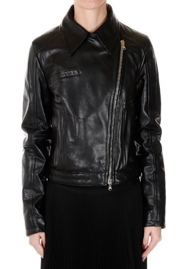 Leather Biker Jacker