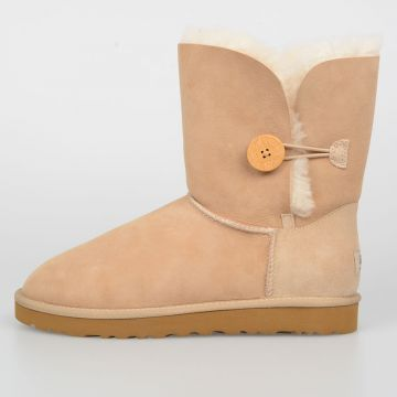 Leather BAILEY BUTTON Ankle Boots