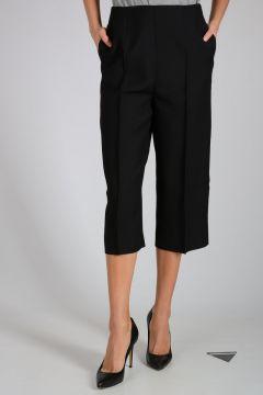 Pantalone in Lana Vergine e Seta