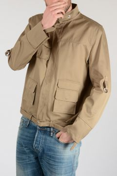 Cotton Multipocket Jacket
