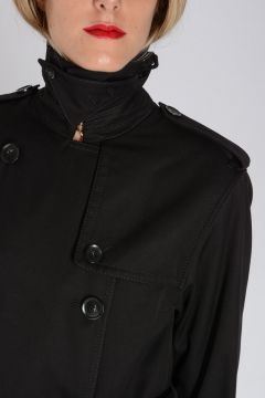 ROCKSTUD UNTITLED 01. Double Breasted Coat with Studs
