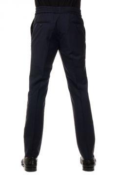 Pantaloni in Lana e Mohair