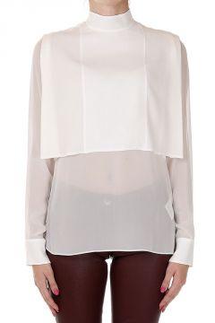 Camicia In seta con Chiusura sul Retro