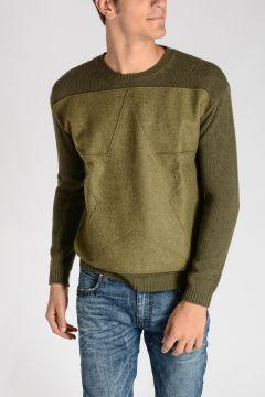 Virgin Wool Cashmere Sweater