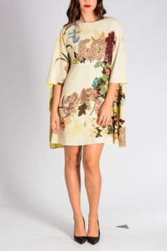 Silk tunic Dress