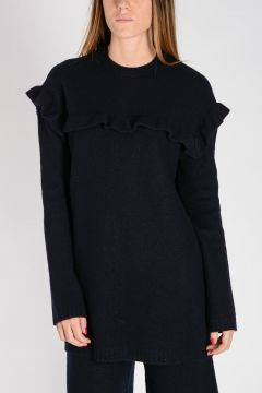 RED VALENTINO Virgin Wool Tailleur