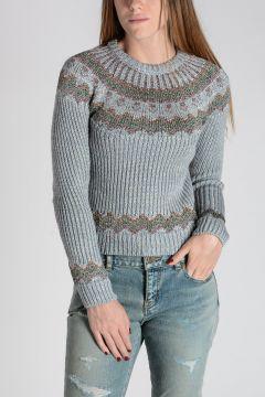 Glitter details Sweater