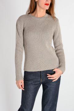 Wool Blend Glitter Sweater