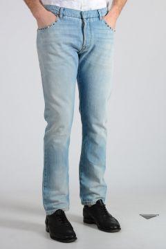 ROCKSTUD UNTITLED 06. 18cm Stonewashed Denim Jeans