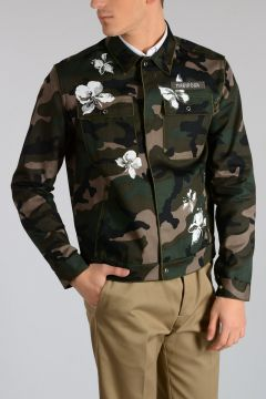 MARIPOSA Military Jacket
