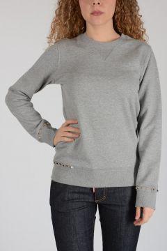 ROCKSTUD UNTITLED 08. Studded Sweatshirt