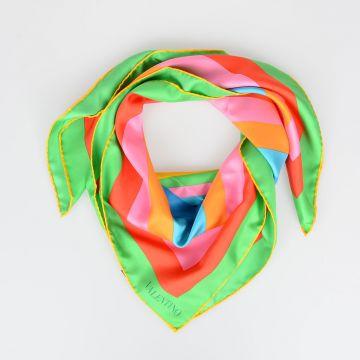 85 x 85 cm Silk Foulard
