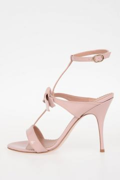 RED VALENTINO 10CM Leather Sandals