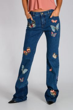 23 cm Denim Stretch Jeans