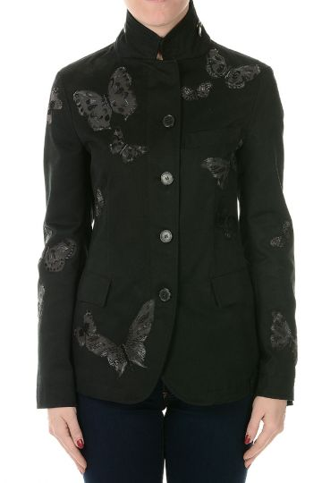 Cotton Embroidery Jacket