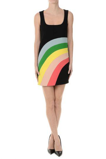 Mini Vestito Arcobaleno