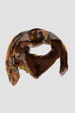 140x190cm Modal Silk Blend Foulard
