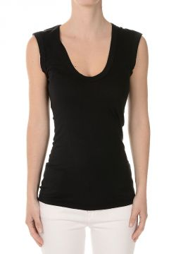 Top in Cotone Stretch