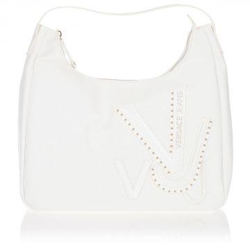 Donna Borsa Spalla Versace Jeans Bianco E1VHBBH7