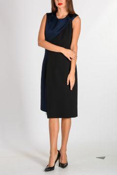 VERSUS Asymmetrical Hem Dress