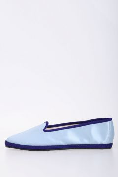 Fabric Flat Ballet Shoes