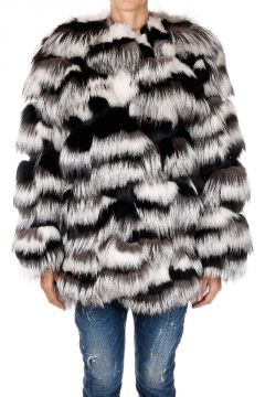 Arctic Fox Fur Jacket