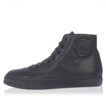 Sneakers in Pelle Martellata