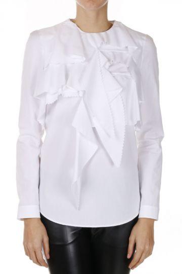 Popeline cotton blouse