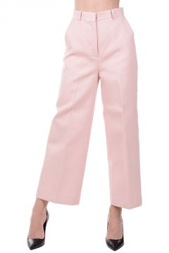 Cotton JULIE Cropped Pants
