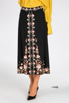 Embroidered CLAIRE Skirt