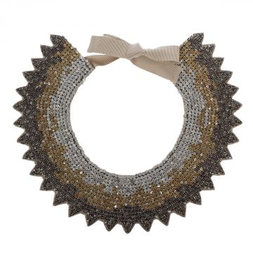 Necklace with Strass
