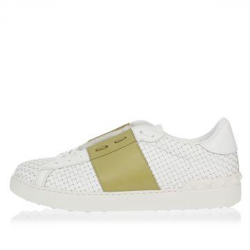 Sneakers in Pelle