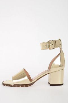 Sandalo in Pelle 6cm