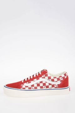 Checked OLD SKOOL LITE Sneakers