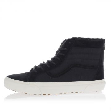 Zipped Laced hight Sneakers