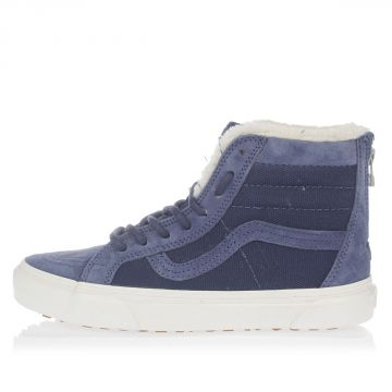 Sneakers PATRIOT con zip e Lacci
