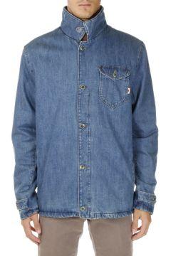 Giubbotto in Jeans imbottito