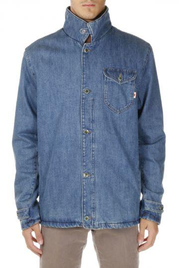 Padded Jeans Jacket