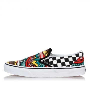 Sneakers Slip On CLASSIC BURGER CHECK