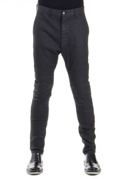 Pantalone in cotone Stretch 16 cm