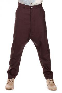 Pantaloni in Lana Vergine