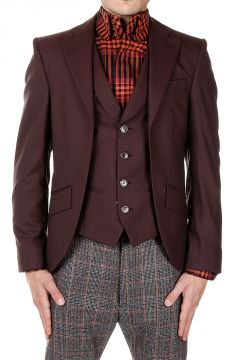 Virgin Wool Regular Slim Blazer