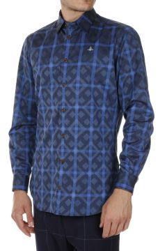 Camicia Maniche Lunghe in Cotone